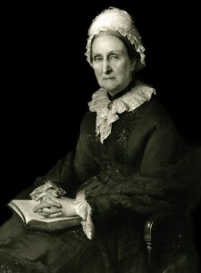 Portrait of Mary Ann Baxter - Courtesy of The University of Dundee.