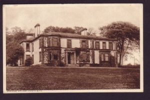 Home of Alexander Anderson from 1882 to his death in 1897.