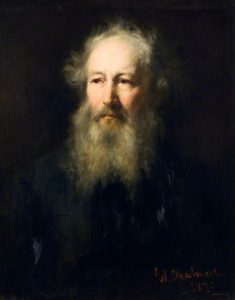 portrait of John Charles Bell by George Paul Chalmers