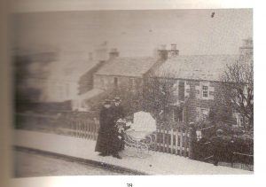 JP Shaw's home in Newport around 1850