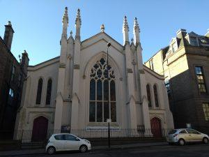 Ward Chapel, 8 Constitution Rd. Dundee Congregational Church