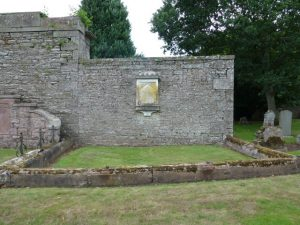 Edward Enclosure - Liff Kirkyard