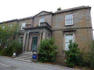 Ellenbank, Perth Road - Home of James Edward