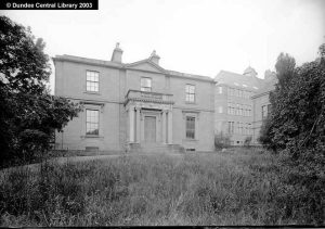 Ellenbank House - Image courtesy of Leisure and Culture Dundee