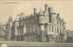 Invergowrie House - Residence of Alexander Clayhills