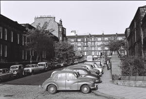 Airlie Place, just off the Perth Road in Dundee, now houses University buildings and the Student Union. It would have been an enviable place to live, away from the town's centre, in a modern house. Dundee City Archive, Flickr- https://www.flickr.com/photos/118069284@N05/14704228681/