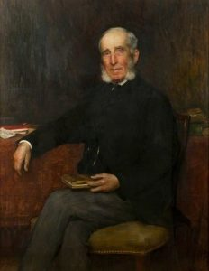 Alexander Jefferson Buist by William Ewart Lockhart (1894) - Dundee Art Galleries and Museums Collection