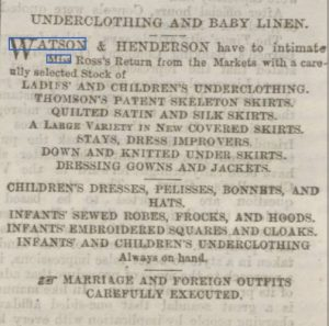 Advertiser,  18th October, 1866