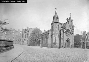 Panmure Street Church, Dundee.