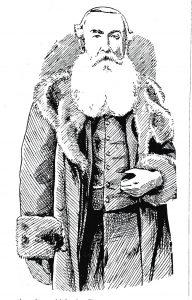 Sketch of George Armitstead.