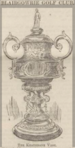 Keathbank Vase - Dundee Evening Telegraph, 4 May 1899, p.3. - Image © THE BRITISH LIBRARY BOARD. ALL RIGHTS RESERVED. Image accessed via ©2019 Findmypast website.