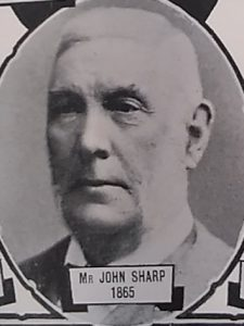 John Sharp from Chamber of Commerce Centenary publication, 1936. Courtesy Leisure & Culture Dundee.