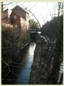 Keathbank Mill Lade