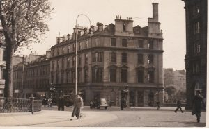 The former Lamb's Temperance Hotel, c.1930. Courtesy of Steve Connelly.