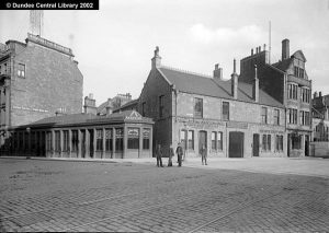 (Wilson, Alexander, Panmure Street and Albert Square, Dundee - Ref: WC0521, Photopolis, Dundee Central Library, https://bit.ly/2qlX0kE)