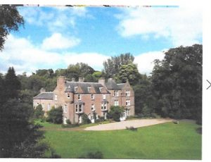 Balmuir estate in Mains and Strathmartine, Angus. Now divided into holiday apartments