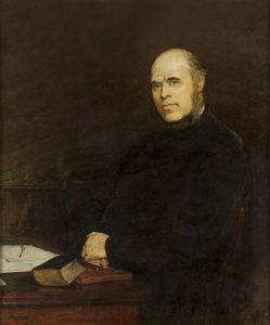 Portrait of Sir Thomas Thornton by Sir W.Q. Orchardson.