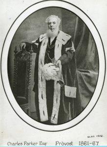 Provost Charles Parker