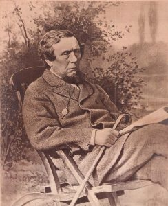 David Small of Shiell and Small. (Ancestry public family tree)