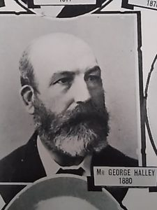 George Halley as president of Dundee Chamber of Commerce courtesy of Leisure & Culture Dundee