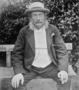 James Farquhar White - Image provided with kind permission of S G S Wenley