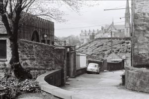 Seabraes Mill had access directly from the Perth Road.(Image: Dundee City Archives on Flickr)