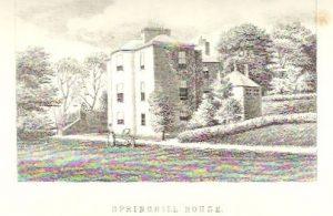 Carmichael's home c.1853-69