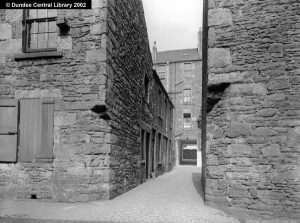 Tannage Court Entry - Image from Photopolis Collection