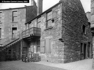 Tannage Court, 7 Cowgate - Image from Photopolis Collection