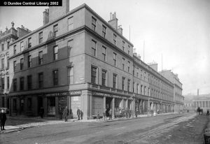 (Image: Wilson, Alexander, Reform Street and Bank Street, Dundee - Ref: WC0552, Photopolis)