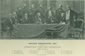 James Henderson standing third from right. Courtesy Leisure & Culture Dundee