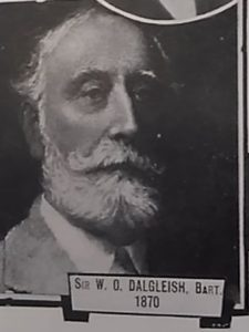 William Ogilvy Dalgleish from Chamber of Commerce Centenary publication. Courtesy of Leisure & Culture Dundee