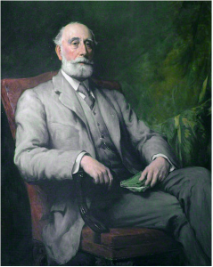 Sir William Ogilvy Dalgleish - with kind permission of University of Dundee Medical History Museum Art Collection