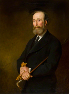William Ogilvy Dalgleish - courtesy of Dundee Art Galleries and Museums. DCC
