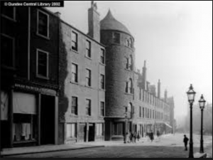 Morgan's Buildings, Nethergate - Image courtesy of Leisure & Culture Dundee