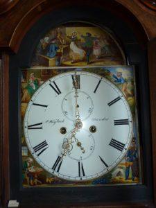 Whytock Clockface