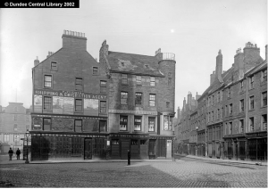 Image of shop located at 46 High Street, Dundee - Courtesy of Leisure & Culture, Dundee