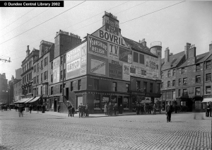 Location at 46 High Street, Dundee - Courtesy of Leisure & Culture, Dundee