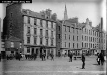 Dundee, Perth & London offices, Shore Terrace. Photopolis wc0602 courtesy Leisure & Culture Dundee.