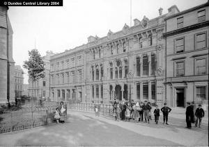 Dundee Eastern Club - Image courtesy of Leisure & Culture Dundee