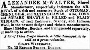 Northern Warder & General Advertiser, 7 June 1842 - Image© THE BRITISH LIBRARY BOARD. ALL RIGHTS RESERVED