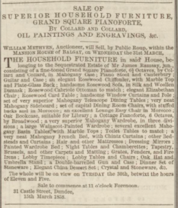 Dundee, Perth & Cupar Advertiser, 19 March 1858. Image© THE BRITISH LIBRARY BOARD. ALL RIGHTS RESERVED.