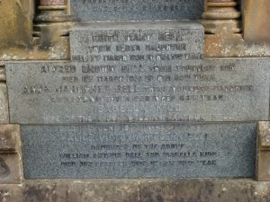 Memorial Stone - Additional Inscription