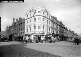 South West corner of Reform Street - Image courtesy of Leisure and Culture Dundee