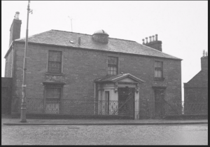 2 Roseangle - home of Mary Ann Martin - Image courtesy of Buildings at Risk Register